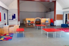 Our inside play area